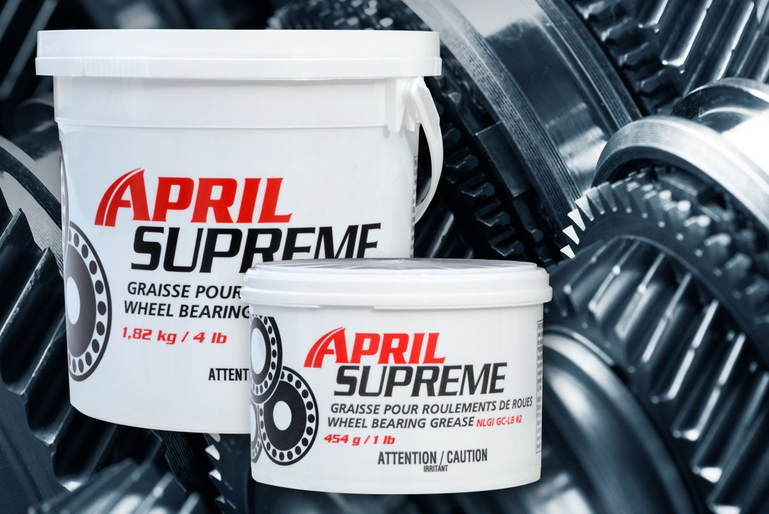 Bearings love APRIL SUPREME